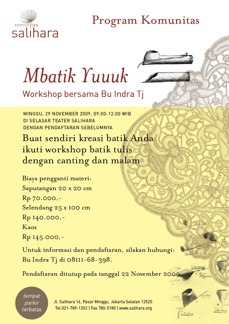 Workshop Batik(2)