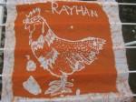 Ayamnya Rayhan