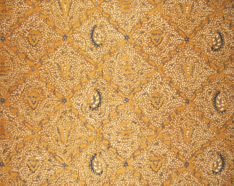 MOtif batik Sidomukti, termasuk motif pakem pemakaian batik.