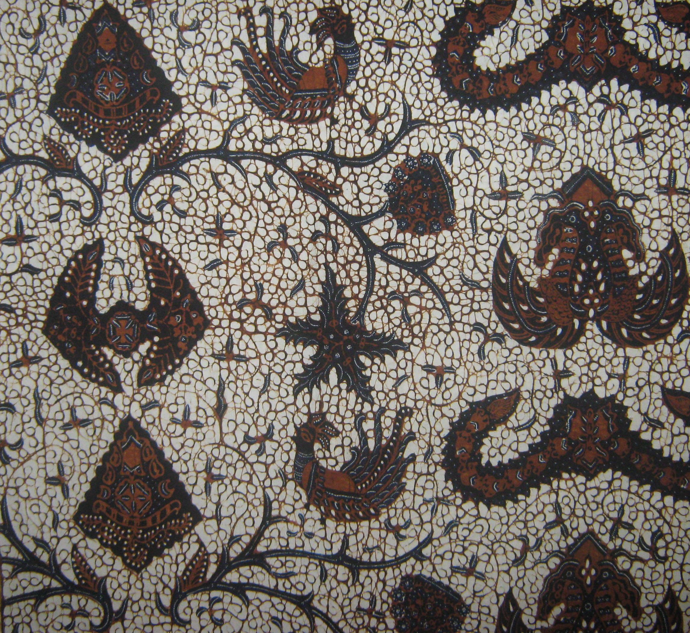 Batik Dan Kehidupan Orang Jawa Mbatik Yuuuk