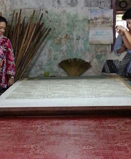 22. printing tradisional