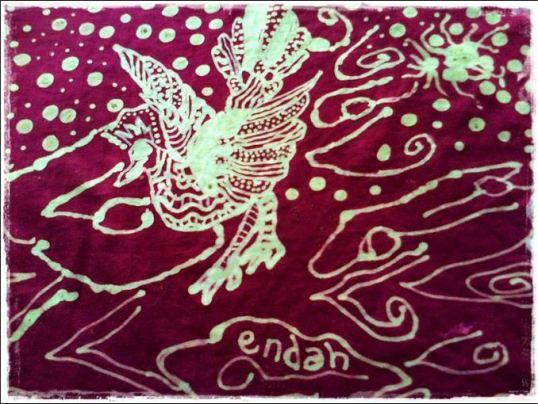 23. endah batik