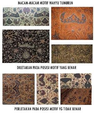 Philosophy Behind Wahyu Tumurun Pattern Mbatik Yuuuk