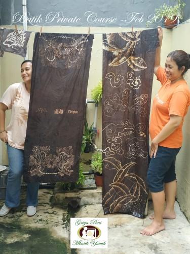 batik private course, making batik, mbatikyuk, mbatikyuuk, mbatikyuuuk